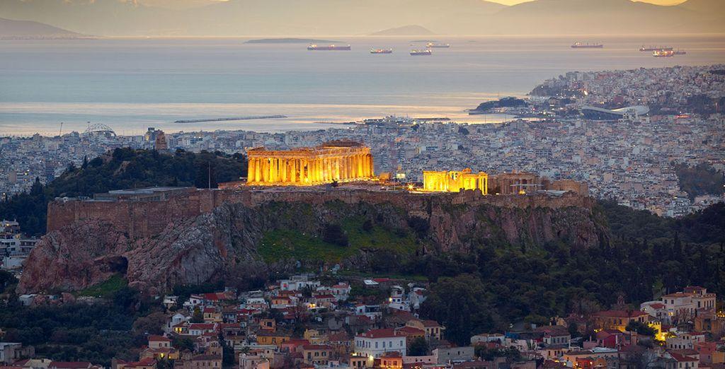 Au coeur de la capitale grecque