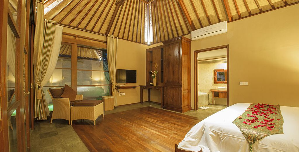 Où vous séjournerez en One Bedroom Pool Villa