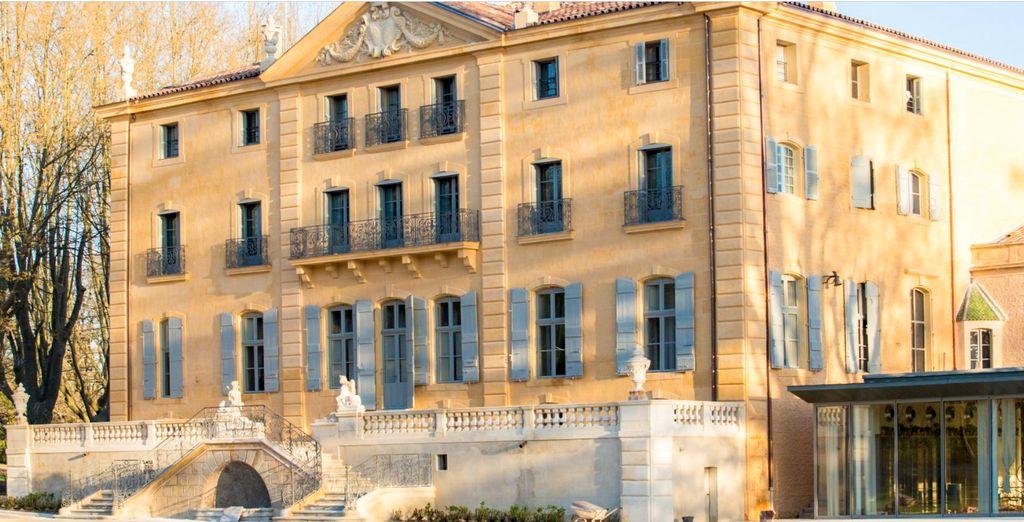 Excellent séjour au Château de Fonscolombe !