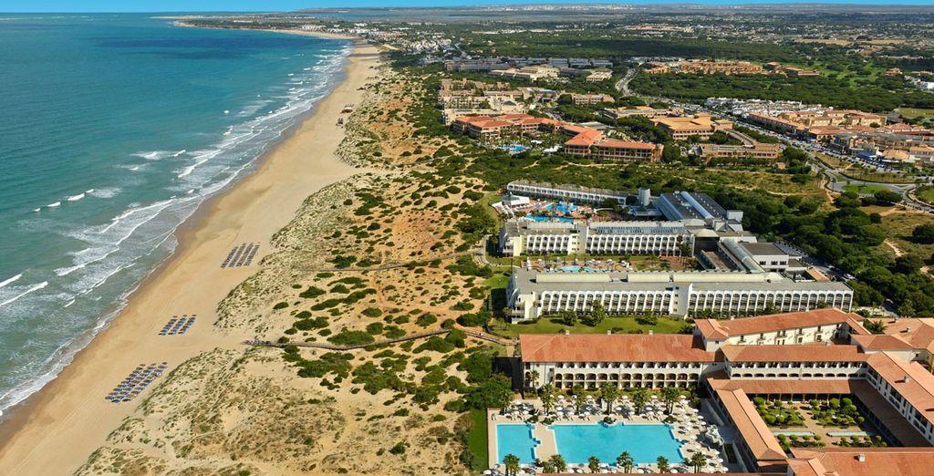 Vous séjournerez à l'Iberostar Andalucia Playa