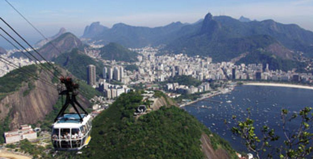 - Vols British Airways - France / Rio / France - 4 ou 7 nuits sur place - Rio de Janeiro - Brésil Rio De Janeiro