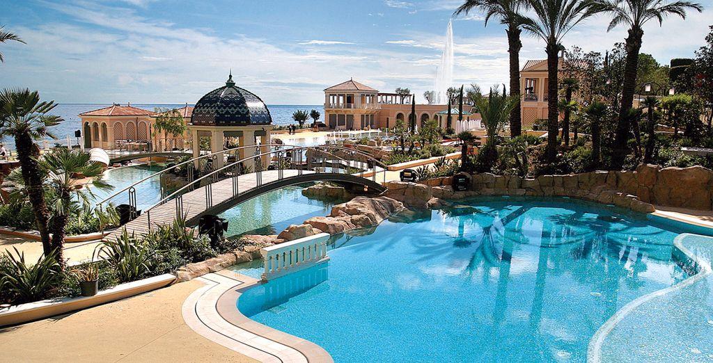Envie d'une parenthèse rêvée ? - Monte Carlo Bay Hotel & Resort **** Monte Carlo