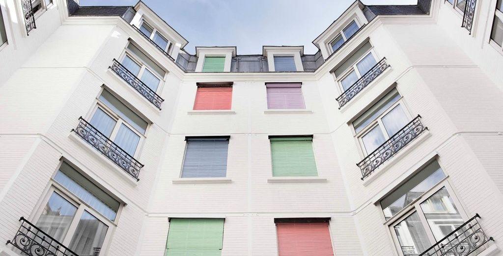 Une escale lumineuse en plein Paris