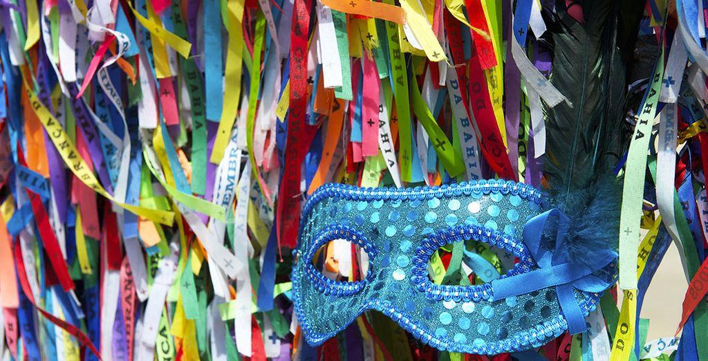 Rendez-vous au Brésil pour le Carnaval de Rio!