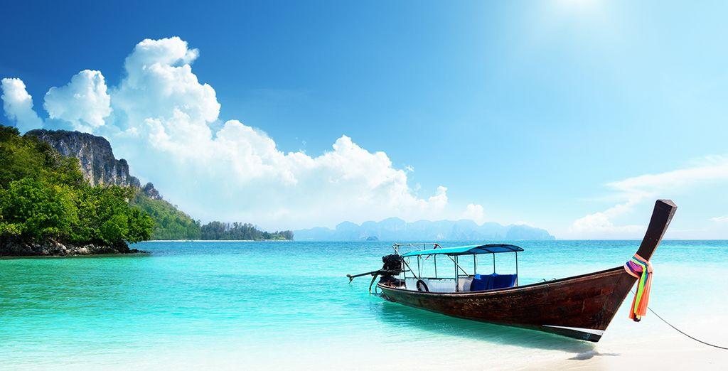 À vous les plus beaux paysages de Phuket