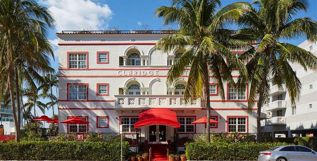 Installez-vous au Casa Faena Miami Beach 4*