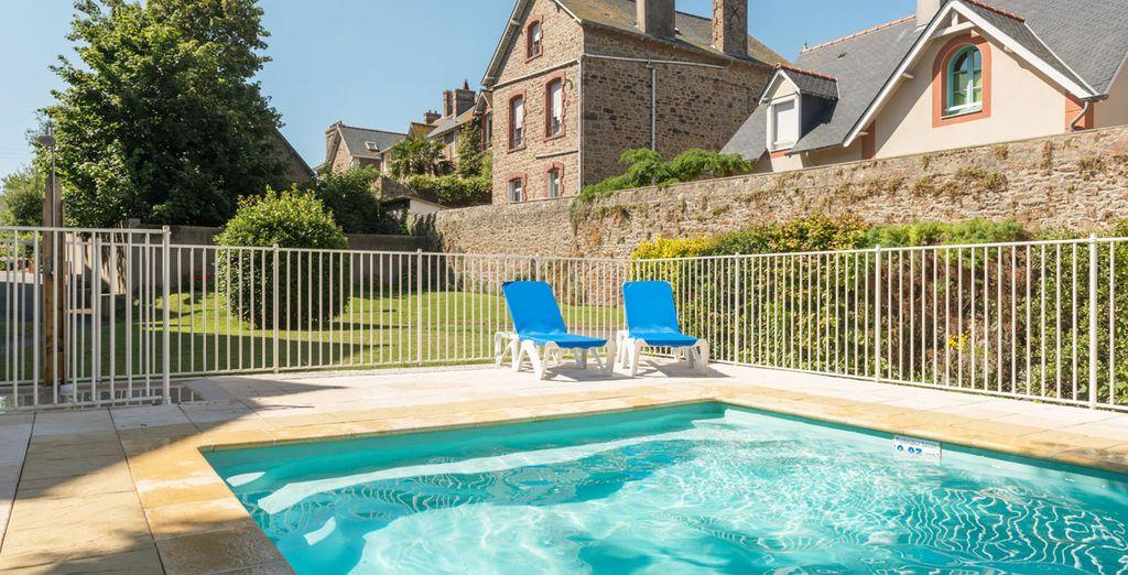 La résidence Ty Mat vous ouvre ses portes... - Résidence Pierre & Vacances Ty Mat Saint Malo