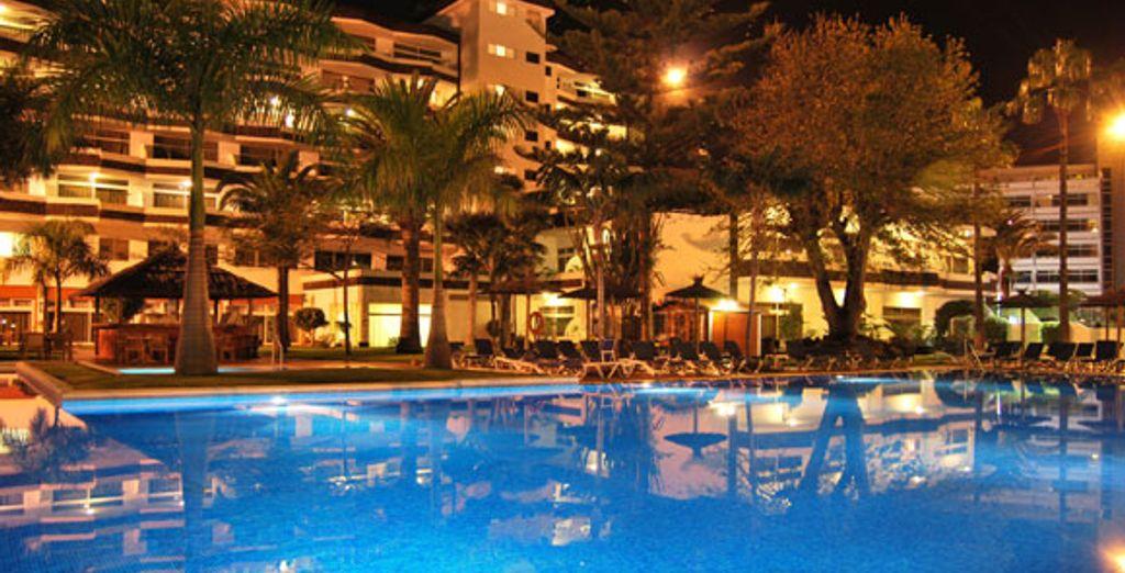 - Hôtel Blue Sea Puerto Resort **** - Puerto de la Cruz - Ténérife Puerto La Cruz