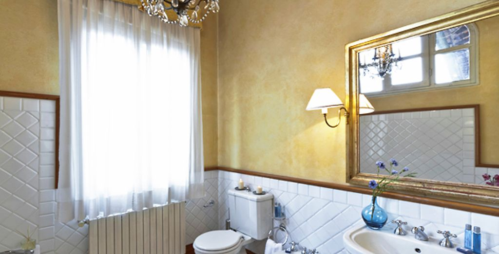 Des salles de bains fonctionnelles