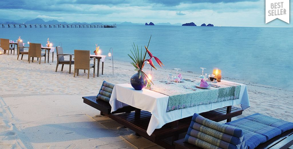 Bienvenue en Thaïlande ! - The Sunset Beach Resort & Spa Koh Samui