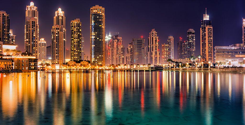 Une ville incroyable que l'on ne peut comparer à aucune autre