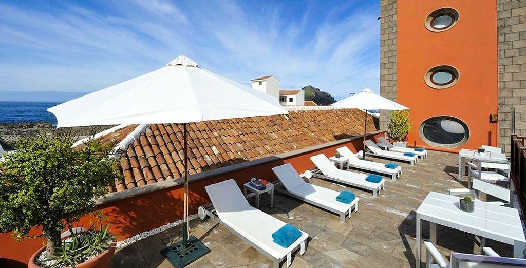 Bienvenue dans votre Boutique-hôtel... - Boutique-hôtel San Roque 4* - Adults Only Santa Cruz de Tenerife
