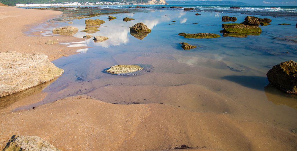 au littoral magnifique, où se mêlent sable blond et eaux transparentes
