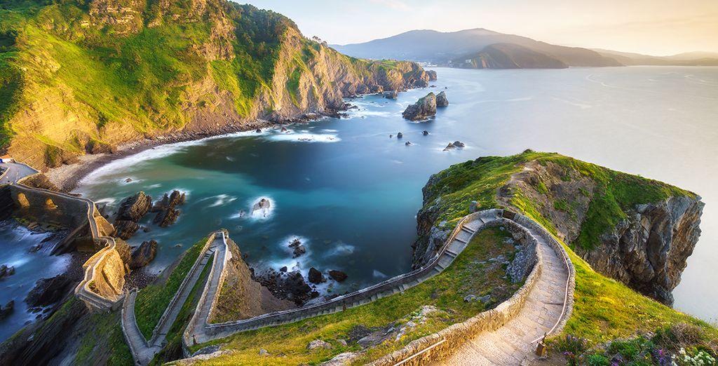 Autotour Pays Basque Tradition et Paysages