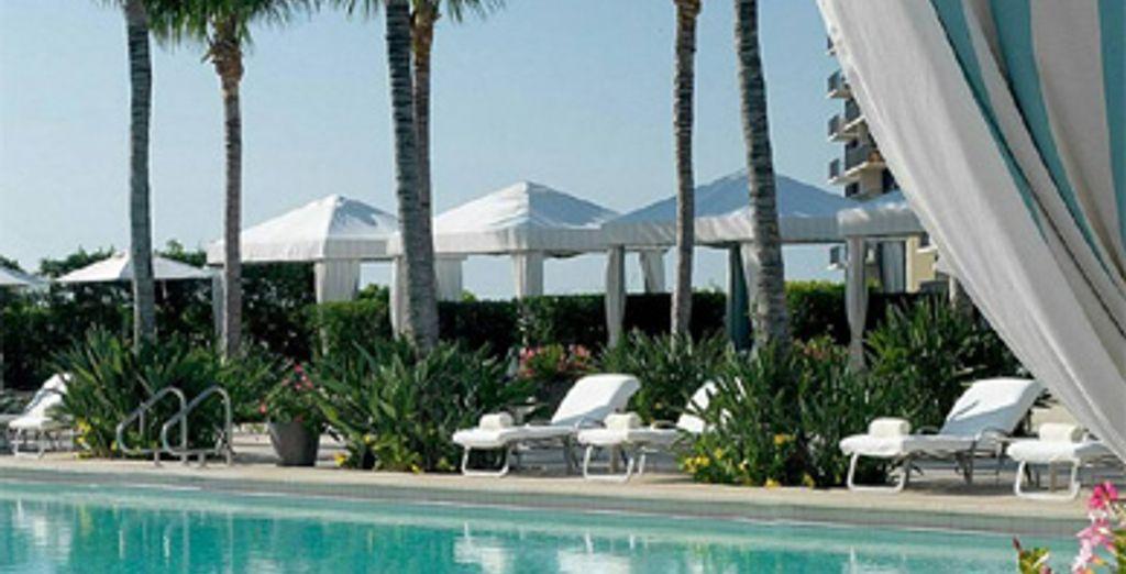 - Hôtel Four Seasons Miami **** - Miami - Etats-Unis Miami