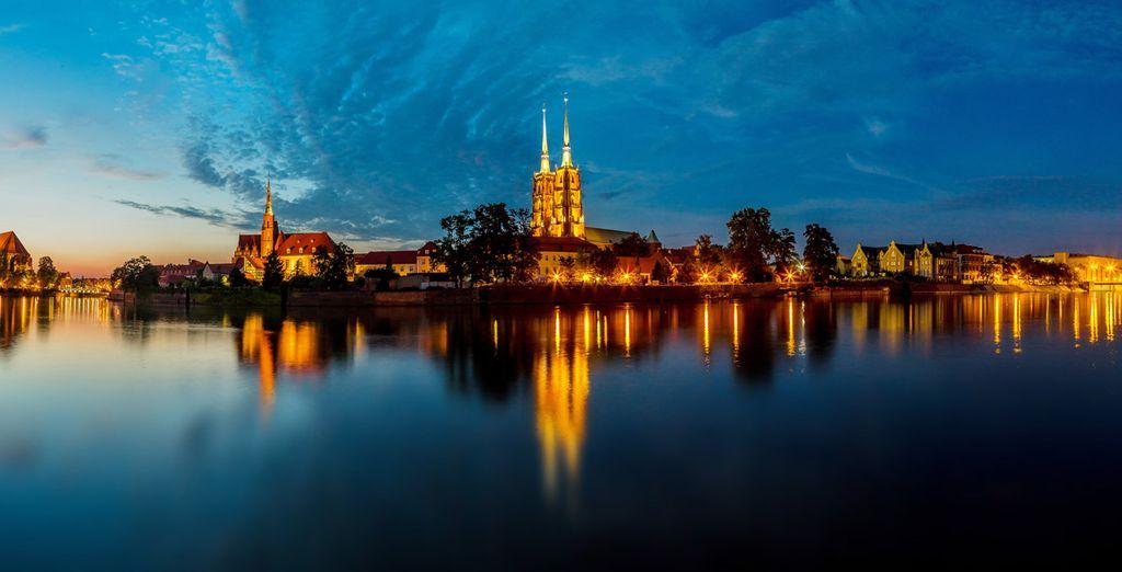 Bon séjour en Pologne !