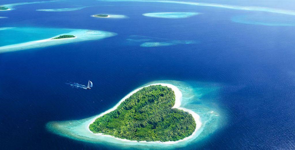 Découvrez les Maldives, l'un des plus beaux archipels au monde