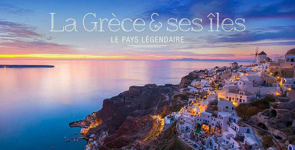 Réservez vos vacances en Grèce !