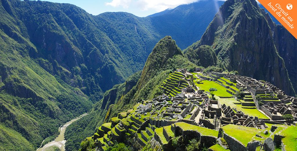 Embarquez pour un extraordinaire voyage au Pérou - Circuit Trésors du Pérou 13 jours / 11 nuits Lima