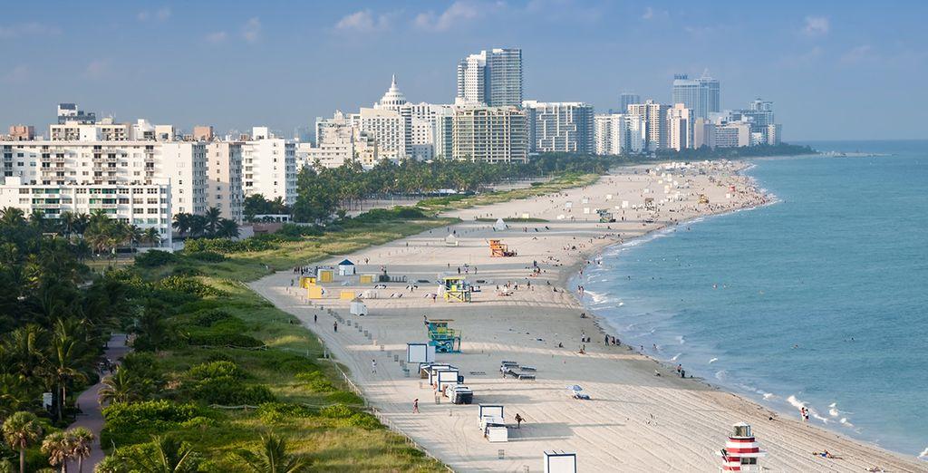 Passez un magnifique séjour à Miami