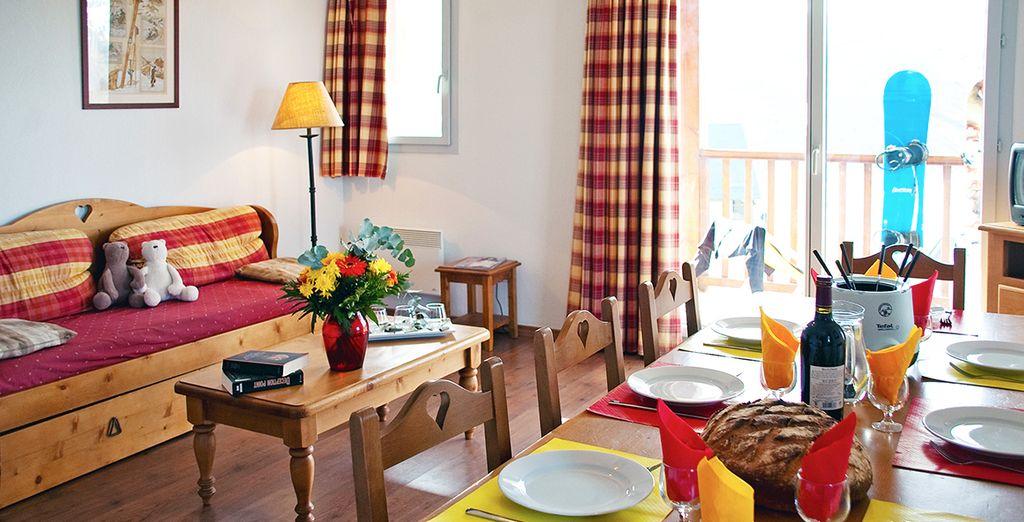 Hébergement tout confort au cœur des Pyrénées en France, sélectionné par Voyage Privé