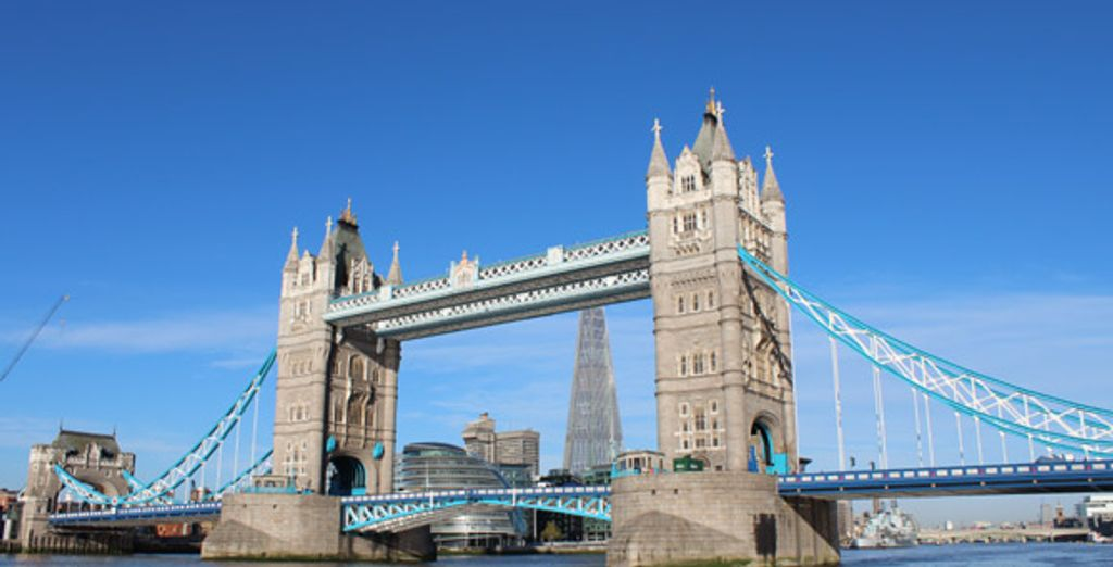 - Hilton London Tower Bridge Hotel **** - Londres - Royaume Uni Londres