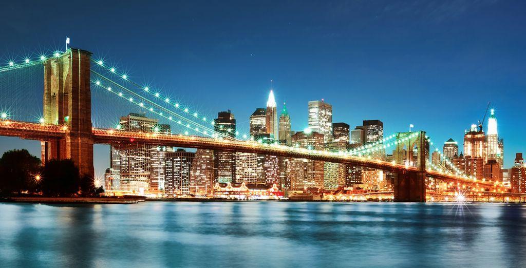 ... partez à la découverte de l'île de Manhattan