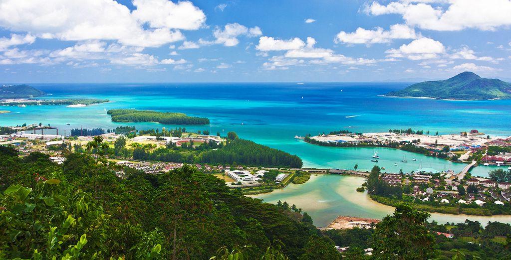 Pour parfaire votre séjour, accordez-vous une extension sur l'île de Mahé