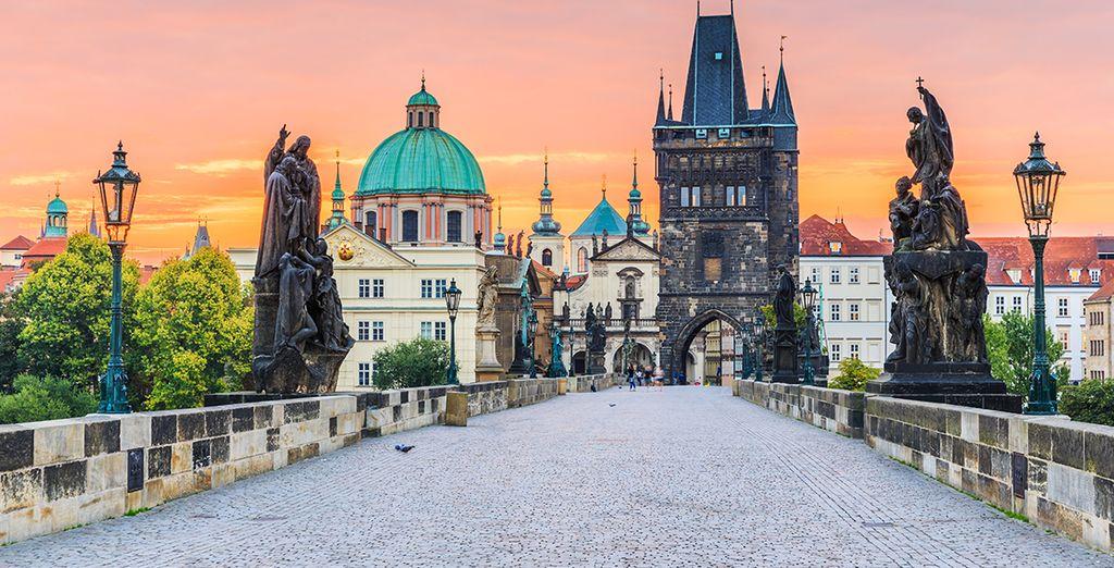 Direction Prague ! - Hôtel Mamaison Riverside 5* Prague