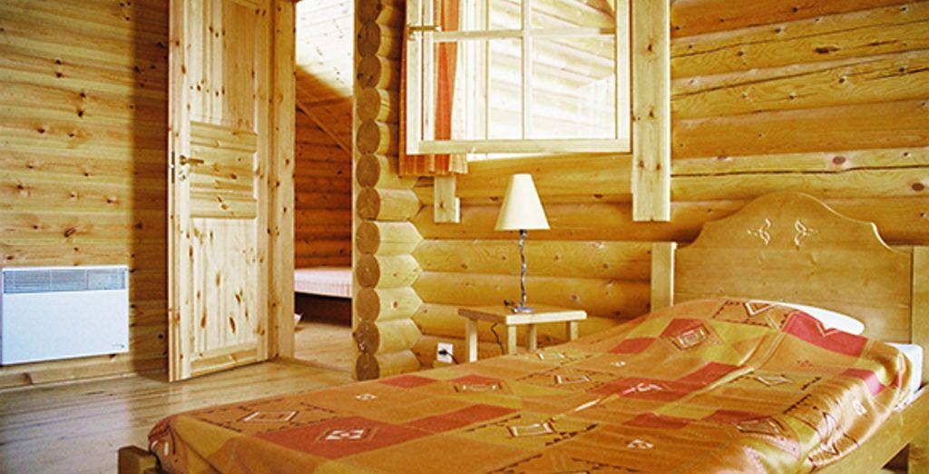 Aux interieurs typiques et confortables
