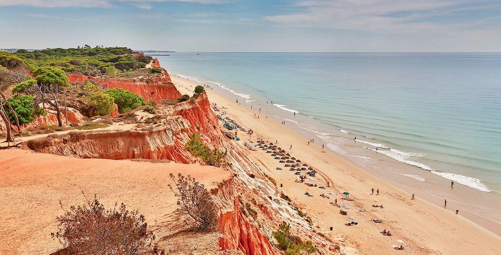Et envolez-vous direction l'Algarve !