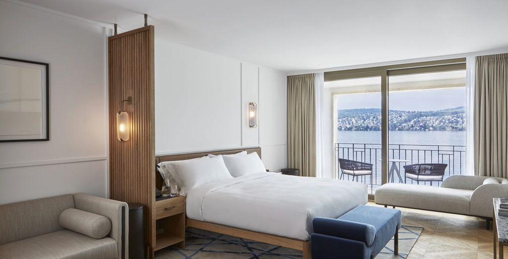 Hôtel Alex Lake Zurich 5*