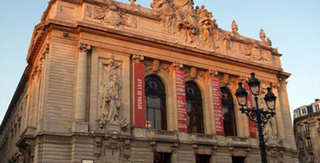 - Vols Air France Marseille / Lille / Marseille en 2 ou 3 jours sur place- Lille - France Lille