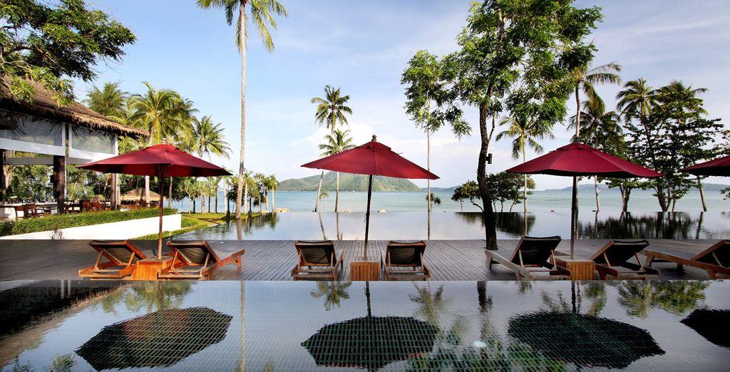 Bienvenue au Vijitt Resort 5*