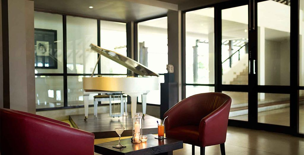 Luxe véritable... - Hôtel Avani Bentota Resort & Spa 5* et séjour possible à Dubai Bentota