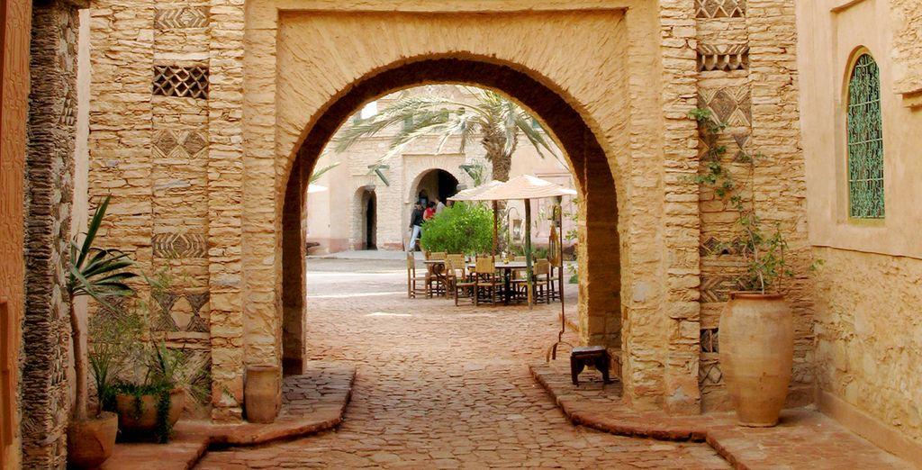 Partez à la découverte d'Agadir