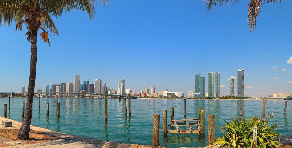 À vous les paysages mythiques de Miami!
