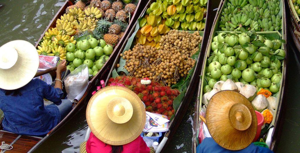 Et traditions... Bangkok vous surprendra !