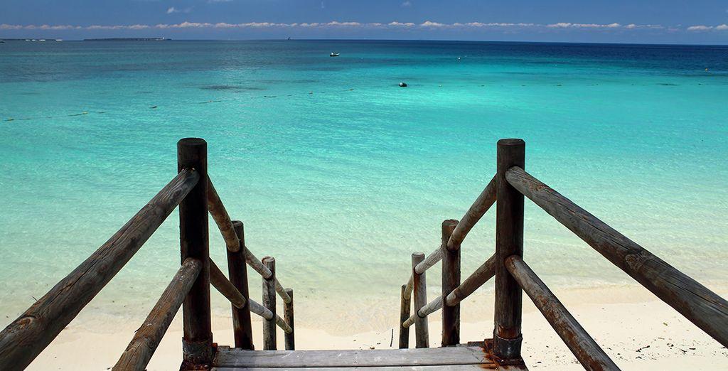 poursuivez votre doux rêve à Zanzibar
