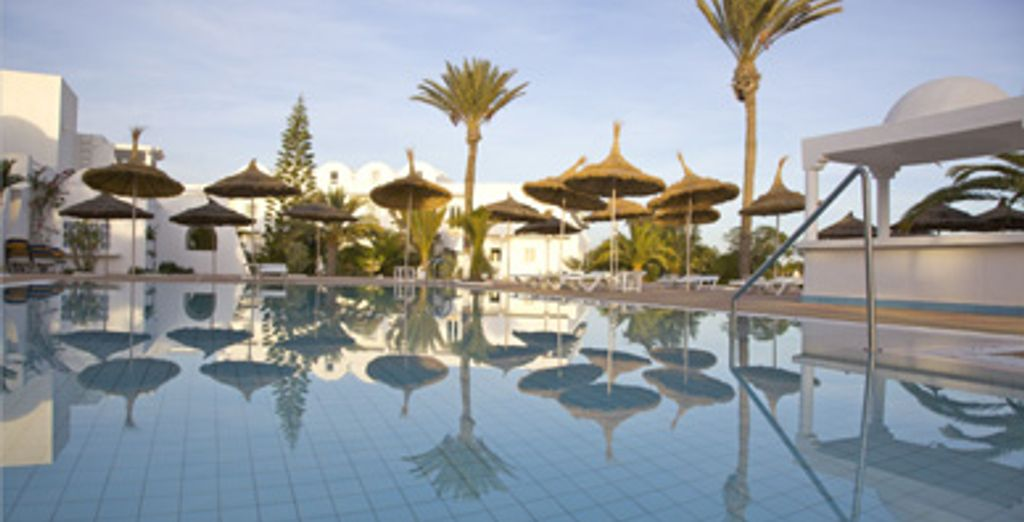 - Hôtel César Thalasso***** - Djerba - Tunisie Djerba