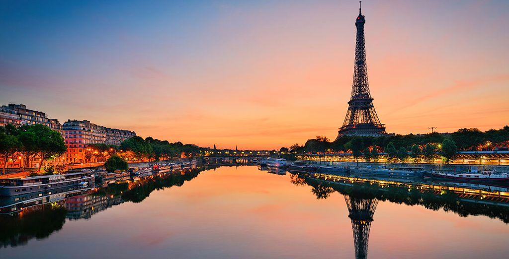 Bienvenue à Paris !