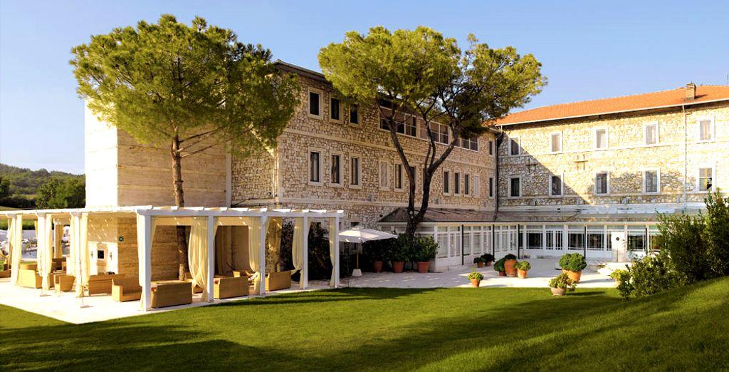 Terme Di Saturnia Spa & Golf Resort 4*