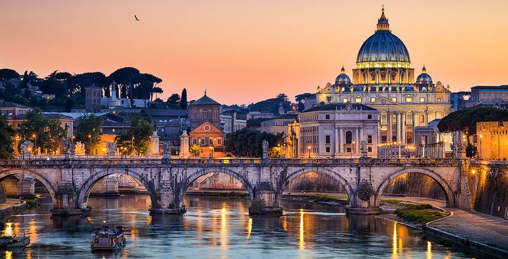 Que diriez-vous de découvrir quelques-une des plus belles villes d'Italie ?
