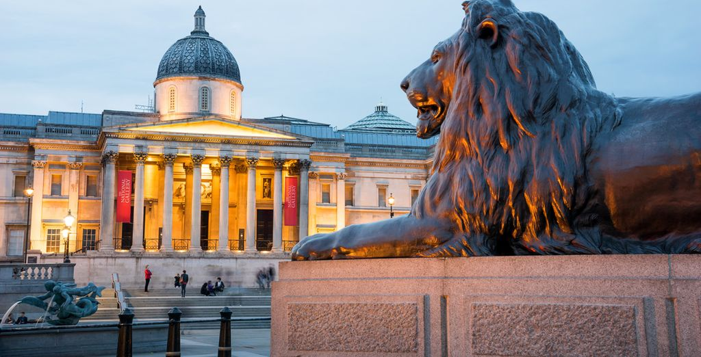 Ou visitez le National Gallery Museum