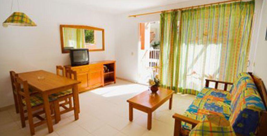 - Hôtel Lobos Bahia Club *** - Corralejo - Fuerteventura - Espagne Fuerteventura