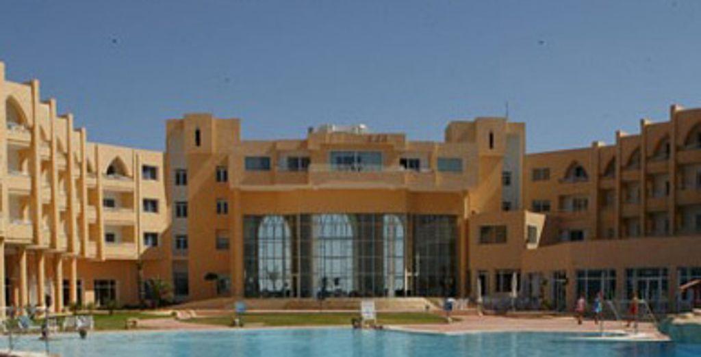- Hôtel Club Skanes Serail **** - Monastir - Tunisie Skanès