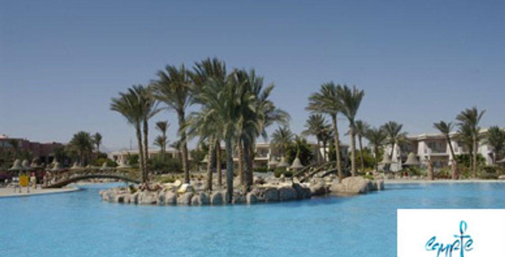 - Hôtel Radisson Blu Resort Sharm El Sheikh ***** - Sharm El Sheikh - Egypte Sharm El Sheikh