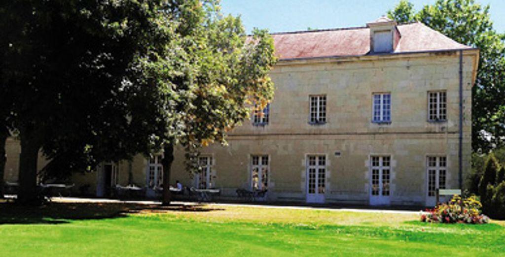 - Résidence Le Domaine Saint Hilaire - Roiffé - France Roiffé