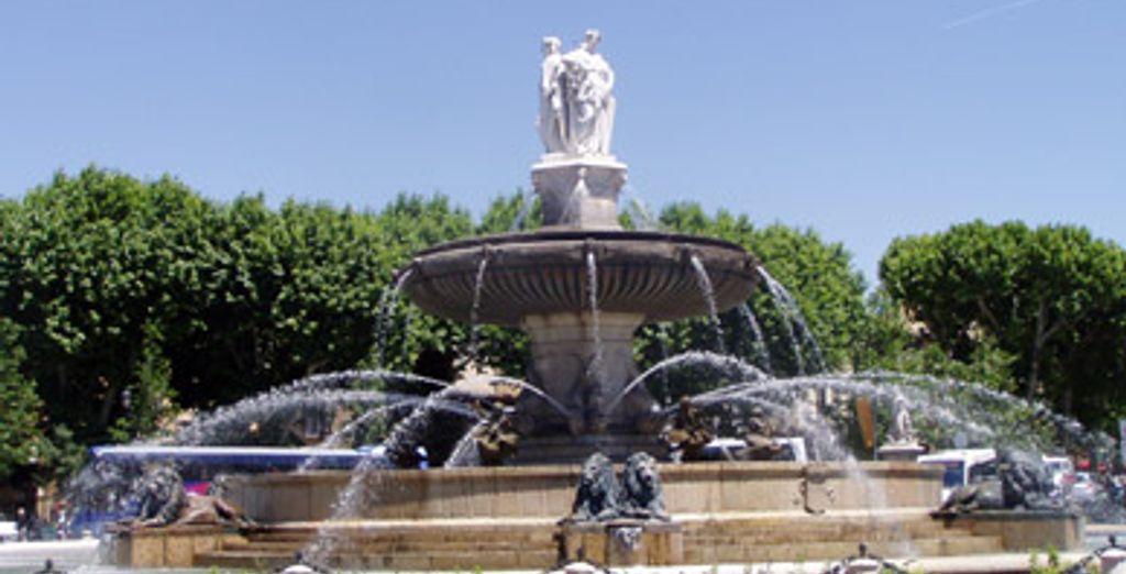 - Hôtel-Résidence l'Atrium - Aix-en-Provence - France Aix-en-Provence