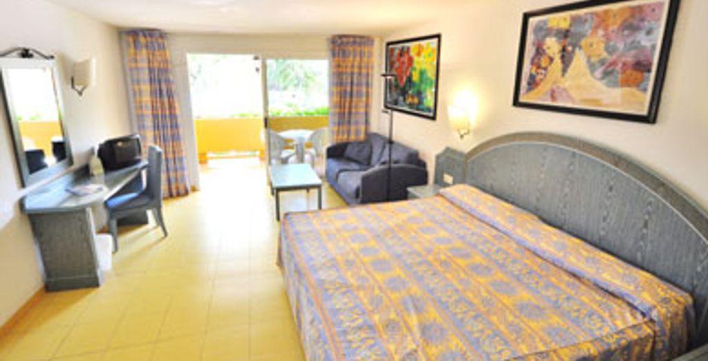 - Hôtel Club Drago Park ***sup. - Fuerteventura - Canaries Puerto del Rosario